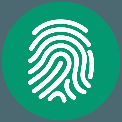 unique device finger-print scanning