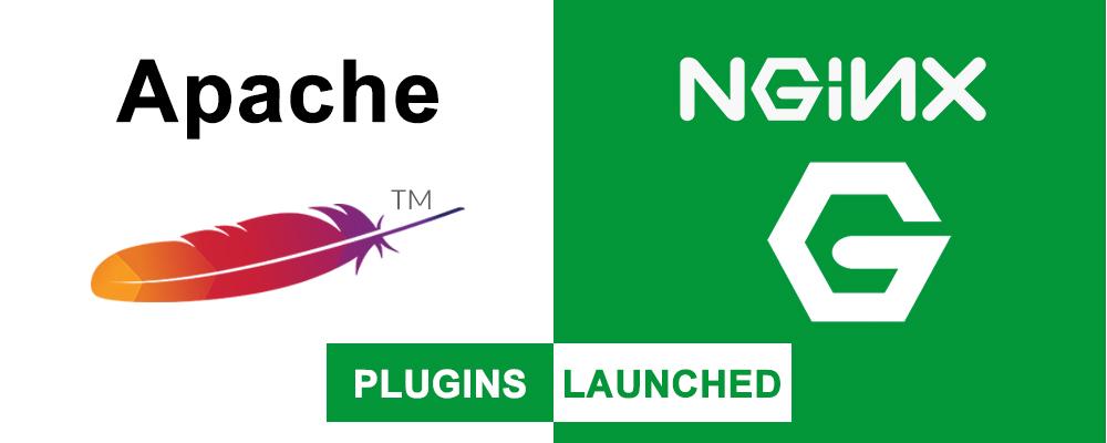 Apache Nginx plugins