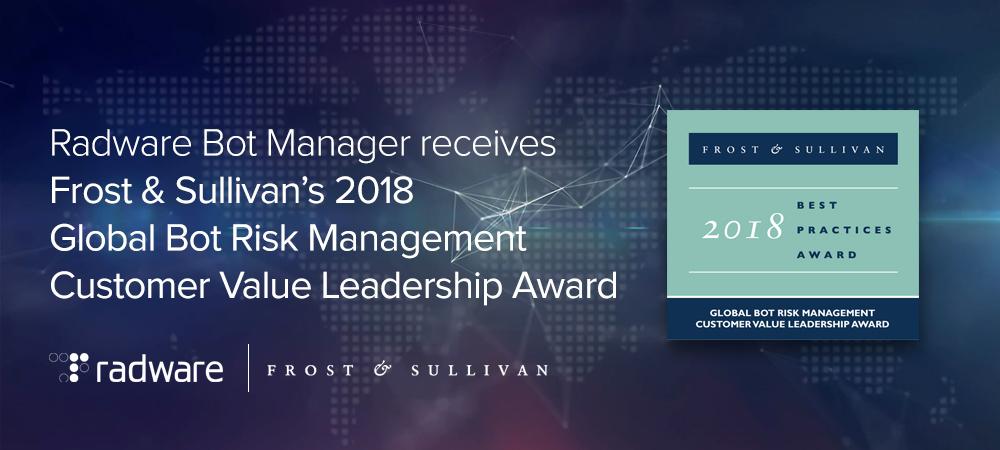 ShieldSquare wins the Customer Value Leadership Award