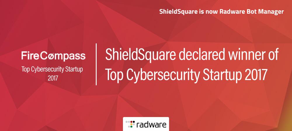 Cybersecurity Startups 2017 Award