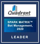 Radware Bot Manager named Technology Leader in 2020 SPARK MATRIX™: Bot Management Report